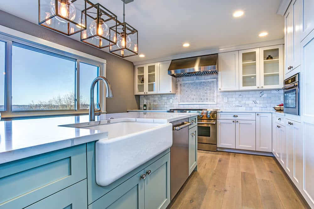 2021 Cost To Install A Sink Kitchen Bathroom Sink Prices Angi Angie S List