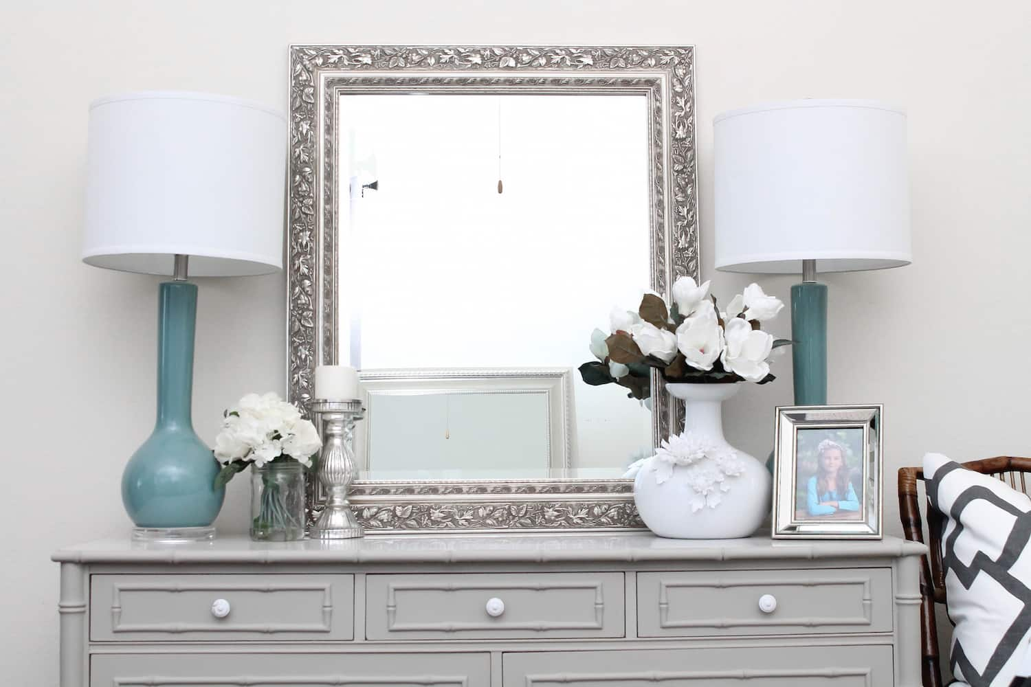 12 Tips on How to Decorate a Dresser Top   Angi [Angie's List]