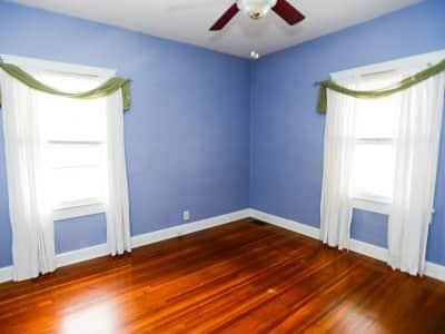 stopping squeaky hardwood floor