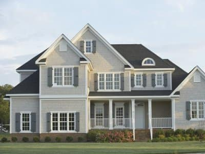 New residential home