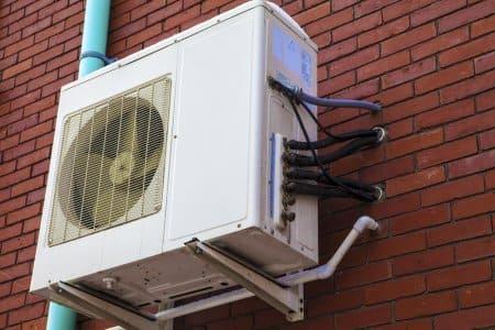 mini-split air conditioner condenser