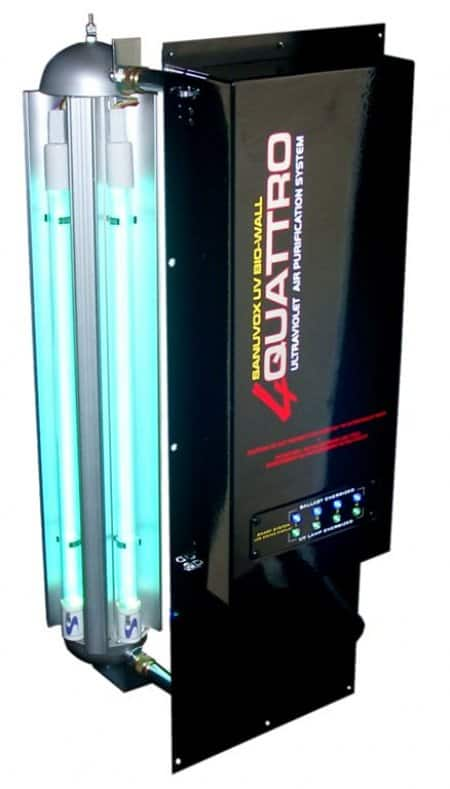 HVAC UV light