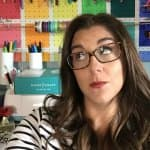 Blogger Jessica Hill from Mad in Crafts