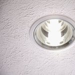 recessed light seen in ceiling (Photo by Photo by Katelin Kinney   )