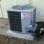 Heat pump external unit