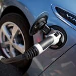 More electric vehicle charging stations are available to drivers today. (Photo by Eldon Lindsay.)
