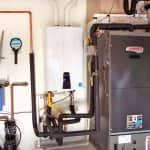 It's wise to get an annual inspection to ensure your heating system is functioning as it should. (Photo courtesy of Angie's LIst member Rolf Mitchel of Las Cruces, New Mexico)