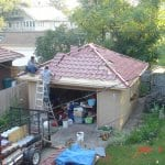 Indy homeowner gets new metal roofing