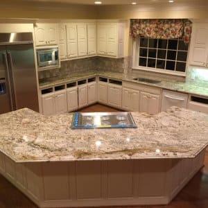 granite kitchen countertop (Photo by Photo courtesy of Susan Viviano)
