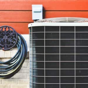 air conditioning unit outside a home (Photo by Photo courtesy of Summer Galyan)
