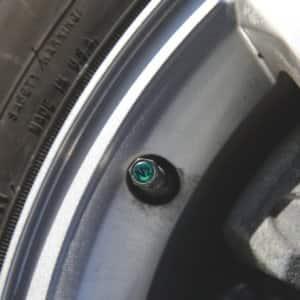 Nitrogen tires.