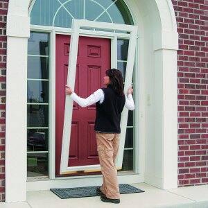 Pella exterior storm door