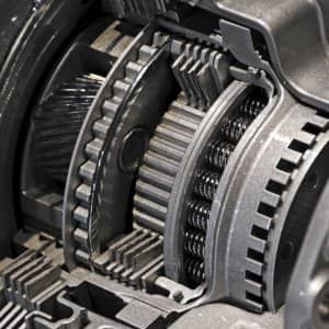 A picture of a transmission