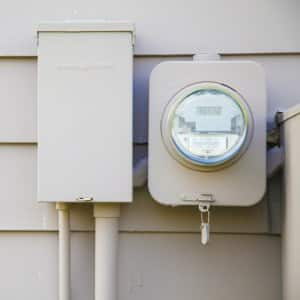 home electrical meter