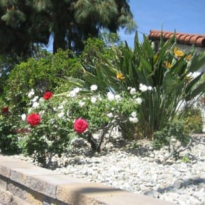 If you want to invest more into your landscaping, hardscaping is a good investment and creates another area of your home to enjoy. (Photo courtesy of Angie's List member Hal S. of Los Angeles)
