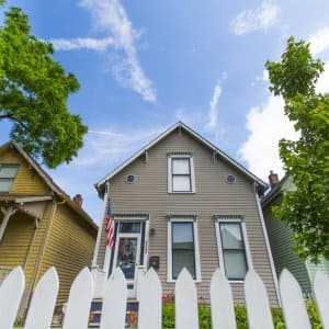 If you are thinking of buying your first home, refinancing or looking to move up to your dream home, now may be the time to talk to your mortgage banker. (Photo by Eldon Lindsay)