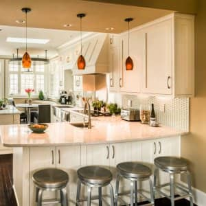 Kitchen remodel in Indianapolis