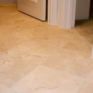 Flooring is one of the most extensive and visible elements of your home. Marble is a cool and classically elegant flooring choice. (Photo courtesy of Angie's List member Savannah H. of Dallas)