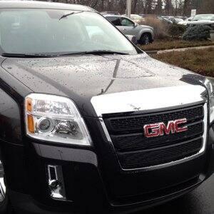 new GMC car