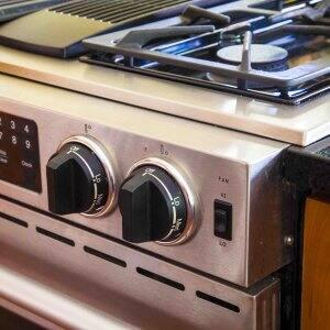 oven range