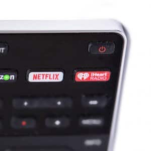 Streaming serice remote control