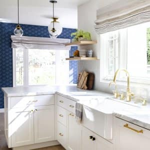 Bright cleaned kitchen (Photo by Rawpixel.com - stock.adobe.com)