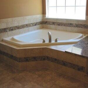 Zilberdrut praised owner Ben Finke's bathroom installation job. (Photo courtesy of Diana Zilberdrut)