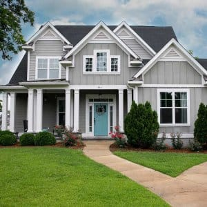 Clean Craftsman house with curb appeal (Photo by Ursula Page - stock.adobe.com)