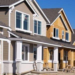 Housing development under construction (Photo by jhorrocks / E+ via Getty Images)