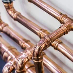 Copper pipes for plumbing work (Photo by OlegDoroshin - stock.adobe.com)