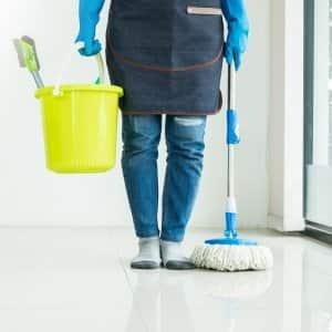 House Cleaner (Photo by Audtakorn Sutarmjam / EyeEm via Getty Images)