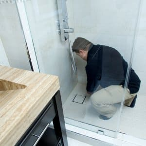 Shower remodels can be costly but worth the investment. Photo by Robert Mang