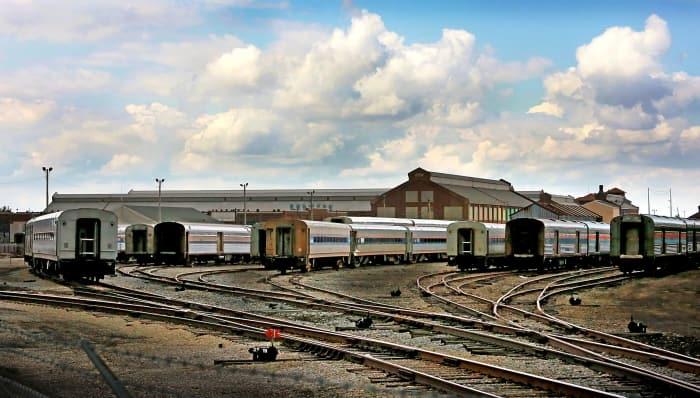 Beech Grove Indiana Amtrak