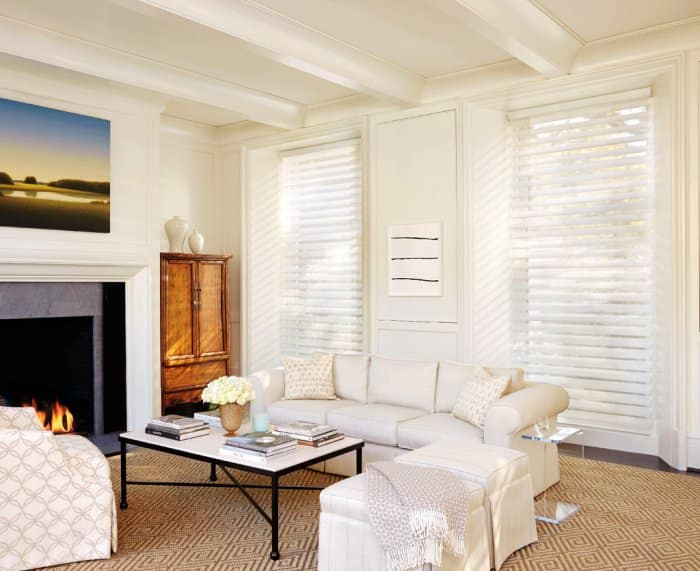 Make sure you choose window treatments that match your lifestyle and décor. (Photo courtesy of Linda Pastor Hodnett)