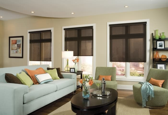 roller blinds window treatments