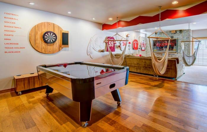 Man cave by Thinkterior