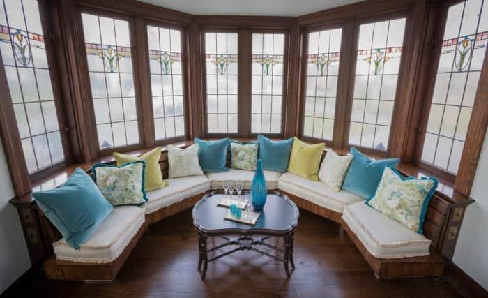 Decorators' Show House room by Ethan Allen