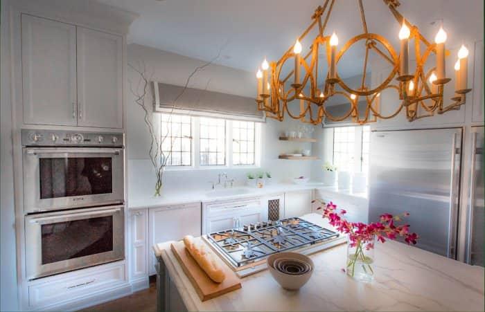 2016 Decorators' Show House kitchen designed by Chris Beehler of Beehler Custom Kitchens and Todd Otterman of Design Works.
