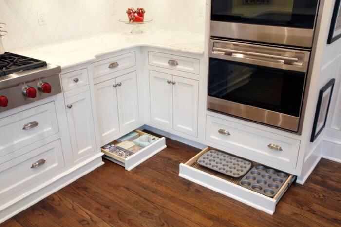 Extra kitchen drawer