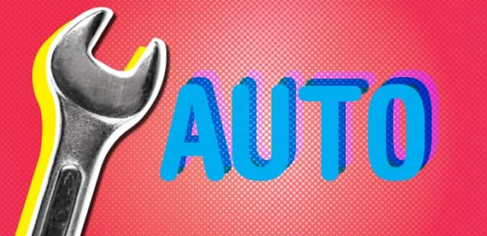auto graphic