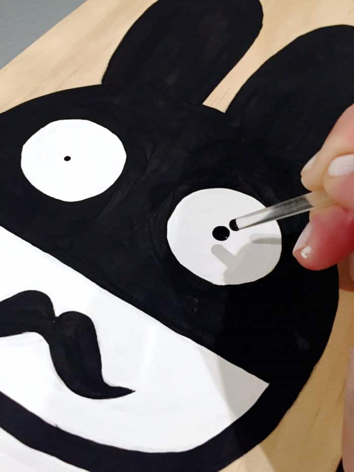 trick for painting perfect circle