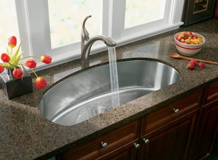 Kohler pullout kitchen faucet