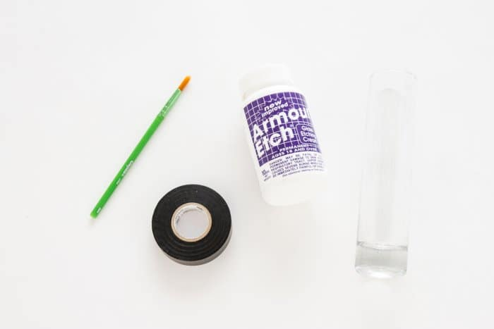 glass etching cream and etching supplies
