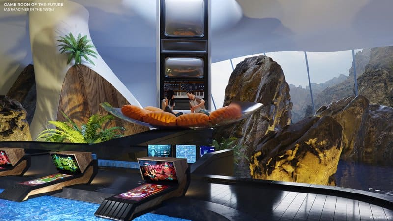 game room of the future