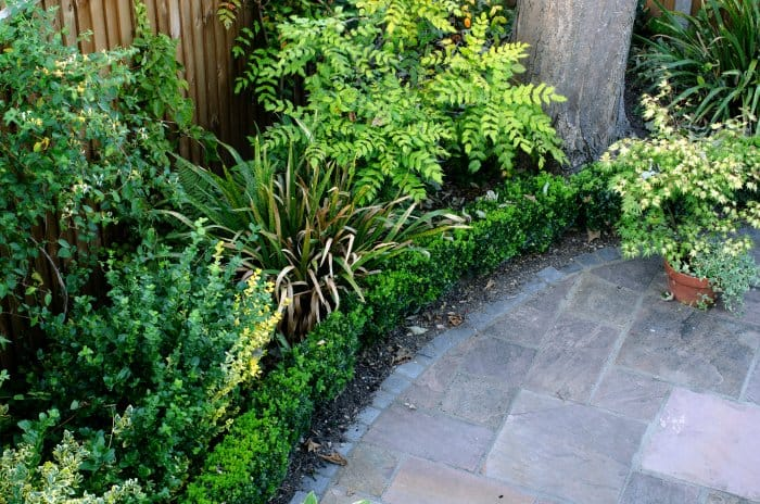 Paths provide great garden edges. (Photo courtesy of iStock Photos/Getty Images)
