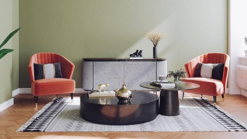 Art deco furniture (Photo by imaginima / E+ via Getty Images)