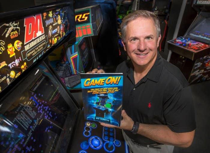 Arcade book