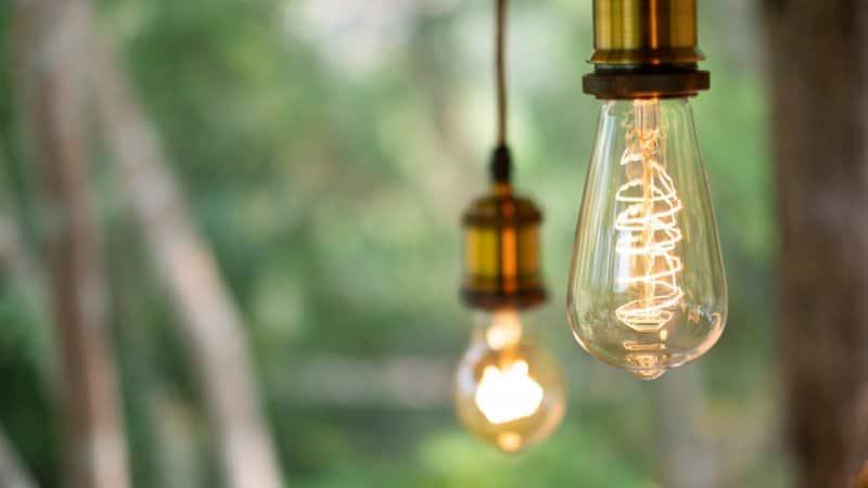 Close-up of two retro incandescent light bulbs (Photo by Chonticha Vatpongpee / EyeEm/EyeEm via Getty Images)