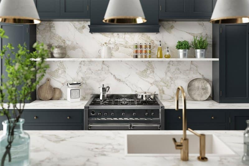 modern kitchen luxe appliance (Photo by Aldeca Productions - stock.adobe.com)