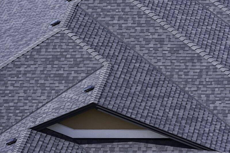 Top view of roof on house (Photo by © Stan Jones / Adobe Stock)